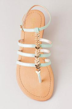 Olyvia T-Strap Gladiator Sandal