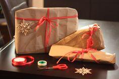Bonecas de Papel: Embrulhos para presentes, reciclados e DIY!