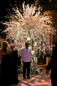 Mark Rose Flowers & Events, The Chosen Few, Event Design