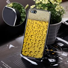 New Tasty Beer iPhone 5 Hard Case Cover