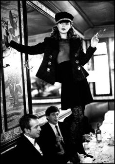 photos by Arthur Elgort: everyday_i_show