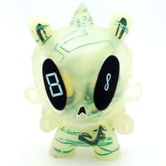 The 13 Dunny Series - The Ancient One #8