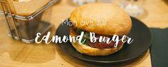 Sur le blog, découvrez Edmond Burger de Bordeaux !  minoulechat.com