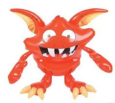 24 Inflatable Monster  Red * Details can be found by clicking on the image.Note:It is affiliate link to Amazon.