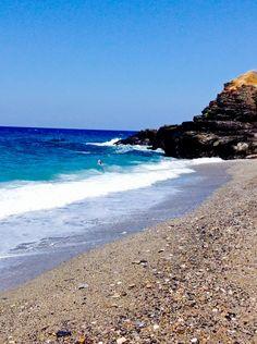 Ικαρία: ένα χωριό τρελό από χαρά | ikariamag.gr Under Construction, Travelling, Travel Destinations, Greece, Landscapes, Live, Beach, Water, Outdoor