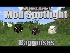 Bagginses Mod for Minecraft 1.8.9/1.7.10  - MinecraftIO.Com -   As a simple and clear mod, the Bagginses mod absolutely can solve all the matters that might happen with storage in Minecraft. Ever since the game's establishment in 2009, Minecraft has seen its share of full-fledged mods fairly. There are mods that apply a ton of new features and functionality i... #Minecraft189Mods, #MinecraftMods1710 -  #MinecraftMods