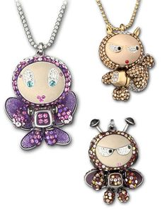 Eliot & Erika  Swarovski. i don't have any of these awesome ones!! :(