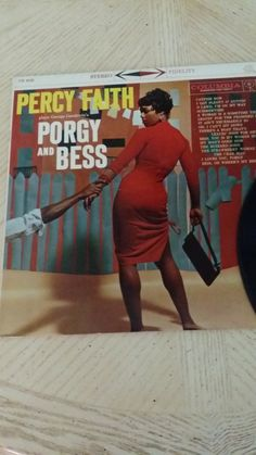 Porgy and Bess, Percy Faith plays George Gershwin's Porgy and Bess, vintage record album, price includes shipping by Eclectasism on Etsy