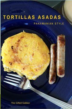 Panamanian Tortillas Asadas and Project Stir - The Gifted Gabber