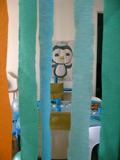 ...: Octonauts party!   A fee cute decorating ideas and a peso game.