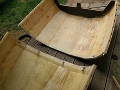11' Four Part Nesting Dinghy - Page 2