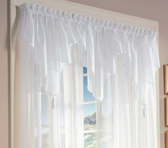 Curtain & Bath Outlet - Madrid Voile Panel