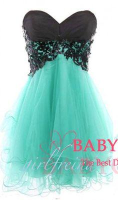USD$99 Cute Homecoming Dresses 2015,  Sheath Dress,Cocktail Dresses,Lace Dresses,Prom Dresses Short,Short Dresses ,for Homecoming on www.babyonlinedress.com