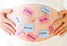 Cum este influentat viitorul bebelusului de alegerea unui nume nepotrivit?