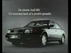 #Audi 100 Ad (1991) #tradition
