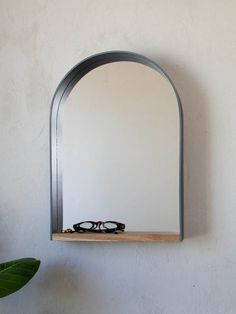 Oversized Mirror, Interior, Room, Furniture, Home Decor, Products, Bedroom, Decoration Home, Indoor