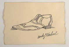 andy warhol shoes - Google 検索