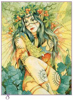 Nemetona: she who is the Spirit of the Sacred Grove