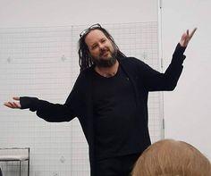 Jonathan Davis, Korn, Great Bands, Cool Things To Make, Rock Bands, Black Beauty, Rat, Instruments, Celebs