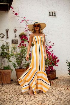 48 Mejores Imágenes De Vestidos De Playa Largos Vestidos