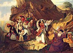 The Dance of Zalongo and the Self-Sacrifice of Greek Women | GreekReporter.com