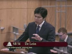 BREAKING:  This California State  Senator Just Admitted  Everything! - YouTube