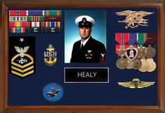 Military Shadow Box, Military Police, Football Cheerleaders, Cheerleading, Operation Red Wings, Branch Of Service, Go Navy, Us Navy Seals, Gun Storage