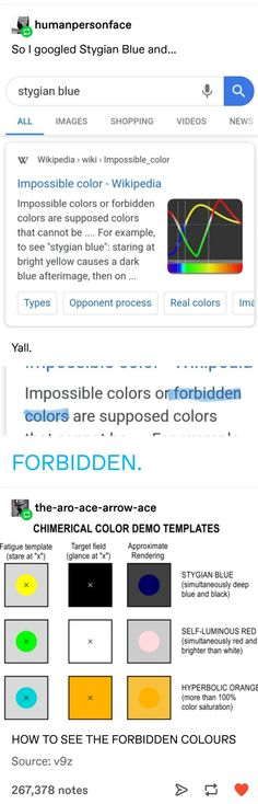 Forbidden colours, a guide. Tumblr Funny, Funny Memes, Hilarious, Jokes, Writing Tips, Writing Prompts, Weird Facts, Fun Facts, Humor