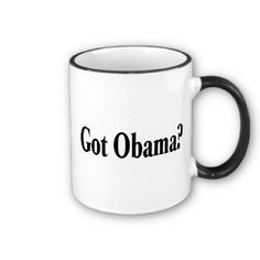 Got Obama Mug