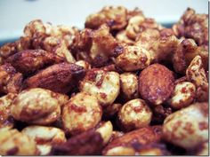 savori holiday, eat chic, nut mix, nuts, delici recip, holiday nut, healthi recip, mix nut