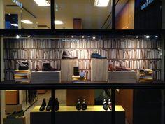 John Lobb windows by Stéphanie Moisan, Paris » Retail Design Blog