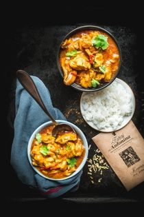 Korn, Curry, Ethnic Recipes, Blog, Asia, Mexico, Curries, Blogging