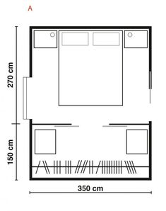 modern Minimalist Walk-in Closet Innovative Design, Cabina Armadio by Porro Closet Bedroom, Home Bedroom, Bedroom Decor, Bedrooms, Master Closet, Bedroom Layouts, Closet Designs, Suites, Double Bedroom