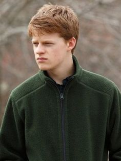 Lucas Hedges: Actor in a Supporting Role - Manchester by the Sea