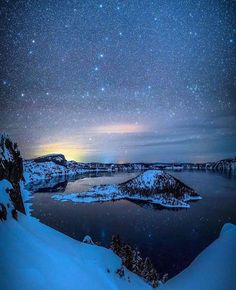 Crater Lake National Park / : Andy Best