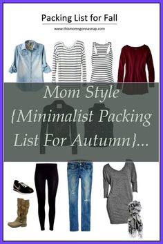Minimalist Travel - the total guide. Discover the fastest growing pattern in 2018 that lets minimalists take a trip the world more frequently. #minima... Minimalist Packing, Mini Ma, Minimalist Home Decor, Mom Style, You Bag, Take That, Pattern, Travel, Fashion