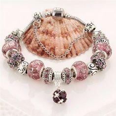 Heart Charm Bracelets - Beryl.co