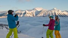 If you could design the perfect ski town it would look like Fernie (Sponsor Content) Mount Everest, Skiing, Mountains, Nature, Travel, Design, Ski, Naturaleza, Viajes