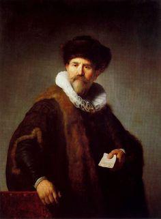 1631 El comerciante Nicolaes Ruts.