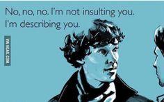 Sherlock, oh Sherlock