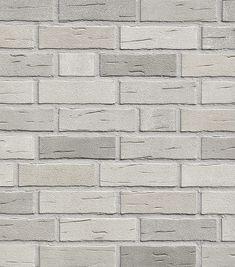 KeramikKlinker FARO graubunt, NF Hausfassade Brick