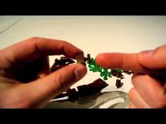 How to build: LEGO CUUSOO realistic tree (in Dutch, English subs) #LEGO Lego lego