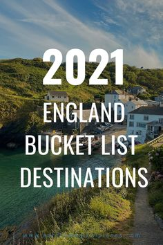 Your guide to 10 of the best places to visit in England. There's lots of bucket list destinations in the UK, but this post picks out the very best that you need to visit in 2021.   Things to do in England bucket lists   England travel bucket lists   Places to go in England   Top beautiful places in England #travel #england Cool Places To Visit, Places To Travel, Places To Go, Travel Things, Beautiful Places In England, Best Holiday Destinations, Travel Destinations, Europe Travel Tips, Travel Goals