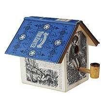 Tom Sawyer Book Bird House By Dave Vissat