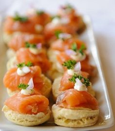 50 Winter Wedding Appetizers That Will Make Your Mouth Water | HappyWedd.com