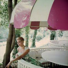 Grace Kelly by Tom Palumbo