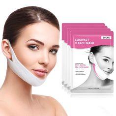 Tightening Face Mask, V Line Face, V Shape Face, Gel Face Mask, Face Masks, Reduce Double Chin, Face Wrap, Neck Lift, Face Wrinkles