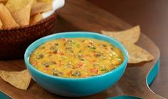 BUSH'S® Black Chili Bean Queso