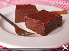 Cinnamon Brownies, ein beliebtes Rezept aus der Kategorie Kuchen. Bewertungen: 172. Durchschnitt: Ø 4,4.
