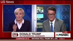 Morning Joe Gets Super Defensive About Donald Trumps Frequent Appearances  134